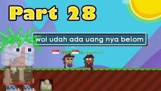 Kisah Kakak Adik New Series part 28   GROWTOPIA INDONESIA
