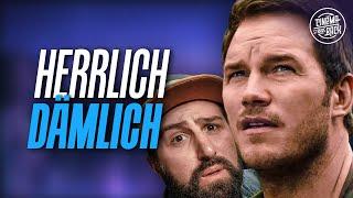 JURASSIC WORLD 2: DAS GEFALLENE KÖNIGREICH - Kritik / Review | 2018