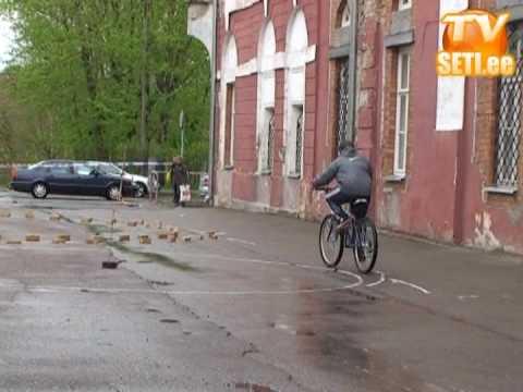 Права на велосипед