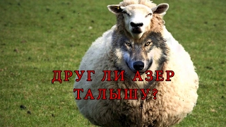 ДРУГ ЛИ АЗЕР  ТАЛЫШУ? : Talyshistan Tv 08.02.2017 News in azerbaijani-turkish
