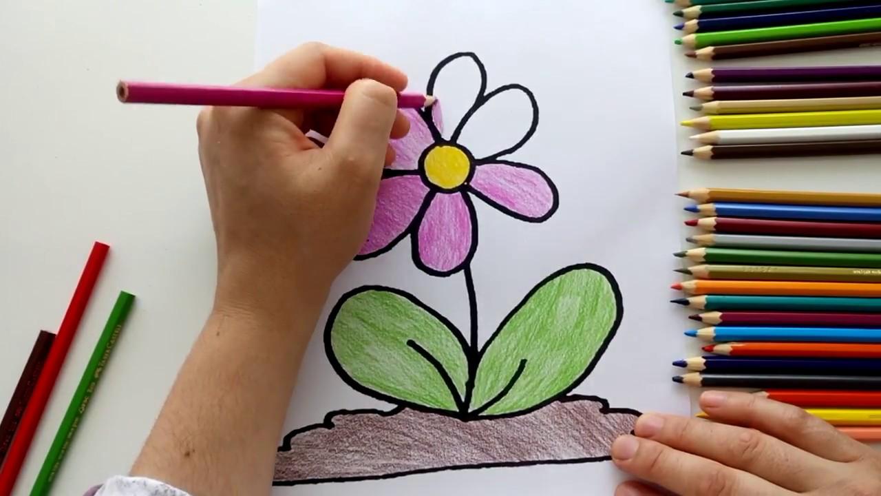 Yaramaz Kedilere çiçek Boyama Oyunu Serisi çiçek Boyama Oyunu