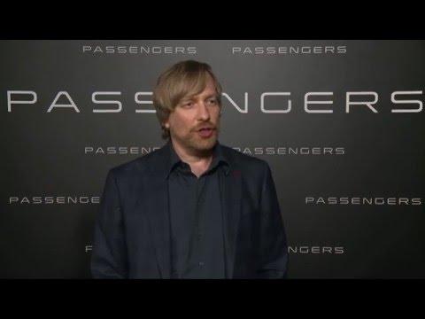 Passengers: Director Morten Tyldum CInemaCon 2016 Interview