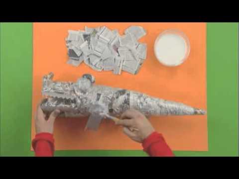Art attack morde bra os pt pt youtube - Manualidades art attack ...