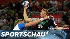 Handball-EM | Deutschland - Slowenien - Krimi endet unentschieden | Sportschau
