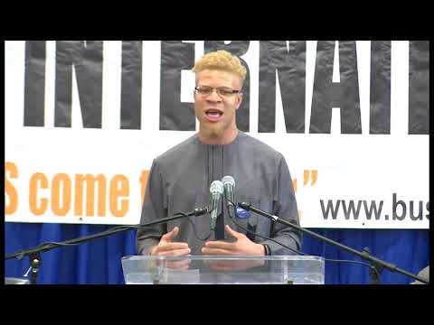 BUSIness is Warfare by The Honorable Minister Louis Farrakhan Part 1