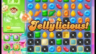Candy Crush Jelly Saga Level 294  3*  No Boosters