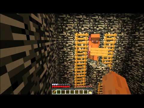 Minecraft Escape Zortfren Cz.1 K3myd, RichieScholz, Dominik