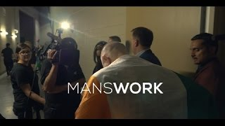 Man's Work: Conor McGregor UFC 202 Redemption #TheMacLife