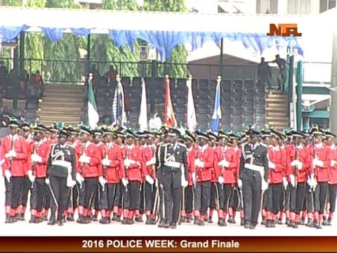 Watch Grand Finale of The Nigerian Police 2016 Week