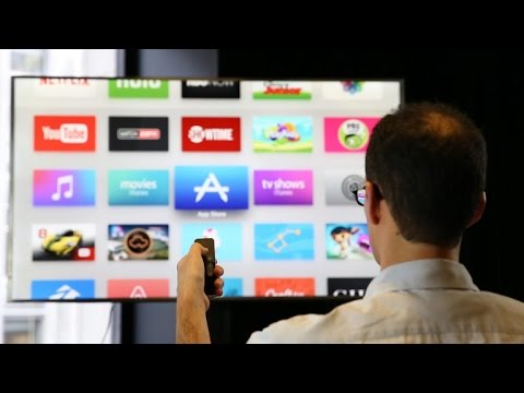 Apple TV: Your iPhone apps and games hit the big screen