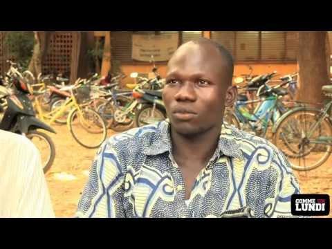 Débat à l'Université de Ouagadougou partie 1