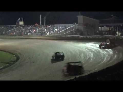 World Nationals Mod Heat 6 Round 1 Marshalltown Speedway 9/16/16