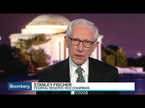 Fed's Fischer on Inflation, Wages, Economic Growth