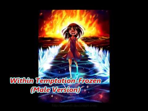Within Temptation-Frozen (Male Version)