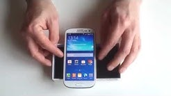 Samsung Galaxy S3 Neo (GT-9301i) - Unboxing/Info - German