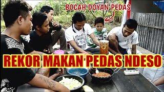 Gambar cover YOUTUBERS Tidak Akan Bikin Challenge Makan Pedas Lagi Setelah Lihat Video Ini | EKSPERIMEN SEMPEL #1