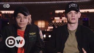 """Die YouTube-Stars """"Bars and Melody""""   DW Deutsch"""
