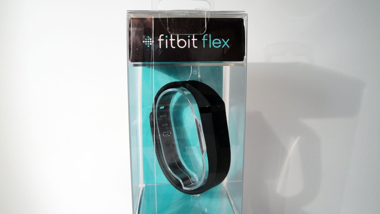 Fitbit Flex Unboxing And Walkthrough Review Youtube