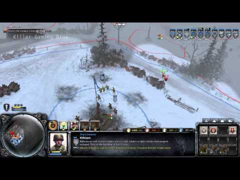 Viesalm: Company of Heroes 2: Ardennes Assault by KGB 60FPS |