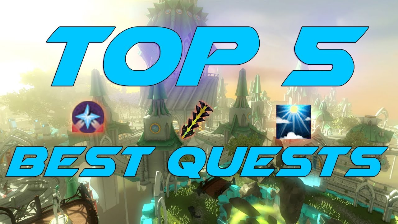 What are the best quests on the PC 16