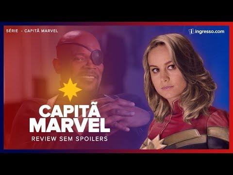 Playlist Capitã Marvel - Série Especial