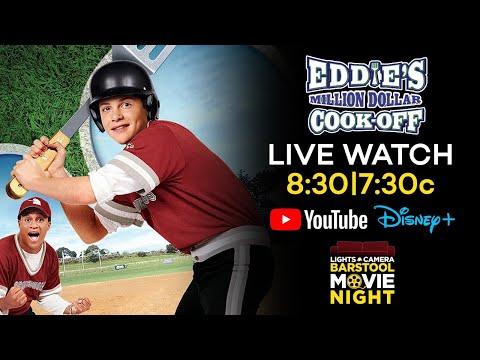 Barstool Movie Night: Eddie's Million Dollar Cook-Off (Disney+)