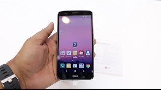LG Stylus 3 Hands on, Camera, Features, India | Hindi