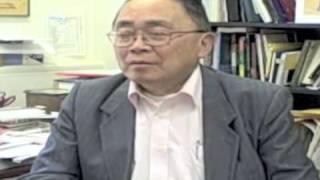 L. Ling-chi Wang Part 2/5 (UCLA AASC: U.S./China Media Brief)