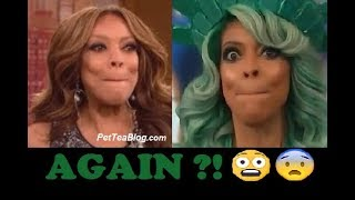 Wendy Williams Faints Again because of the FLU & Cancels Show 😱