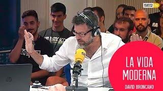 Gente que se flipa: Los que se creyeron la historia de Manuel Bartual #LaVidaModerna