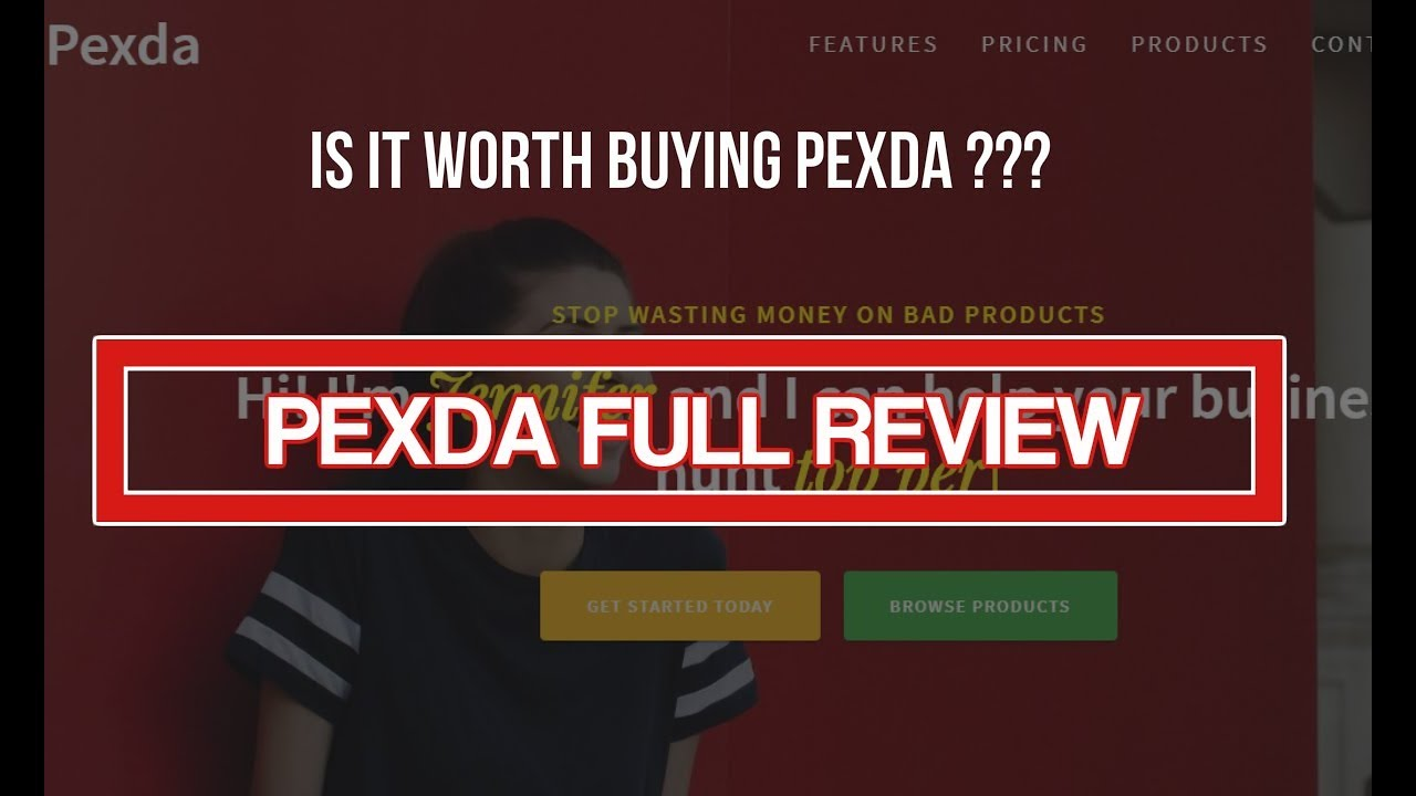 PEXDA Full Review | Is it Worth Buying? is it The Best Shopify Dropshipping  Product Research Tool?