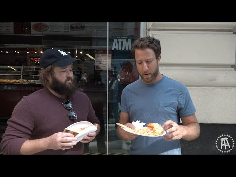 Barstool Pizza Review - Radio City Pizza With Special Guest Haley Joel Osment