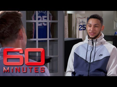 What accent does Ben Simmons have? | 60 Minutes Australia