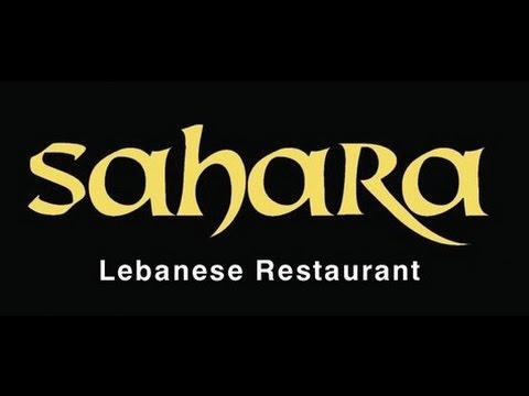 Sahara lebanese restaurant