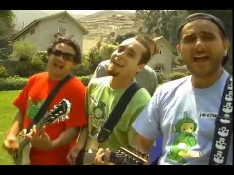 Chabelos El Quinto Teletubie Video Oficial (Sin Censura)