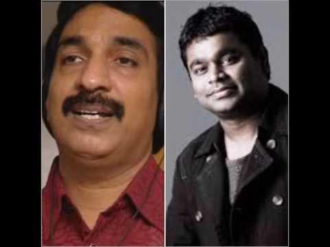 Great 10 Tamil Songs of Unni Menon with AR Rahman