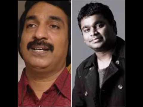 Great 10 Tamil Songs of Unni Menon with AR Rahman