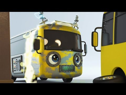 Go Buster - Robot Buster | Little Baby Bum: Baby Songs & Nursery Rhymes | Kids Cartoons | ABCs 123s