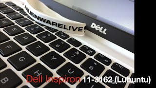 dell inspiron 11 3162 lubuntu review