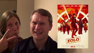 SawItTwice - Solo: A Star Wars Story Official Trailer Live Reaction