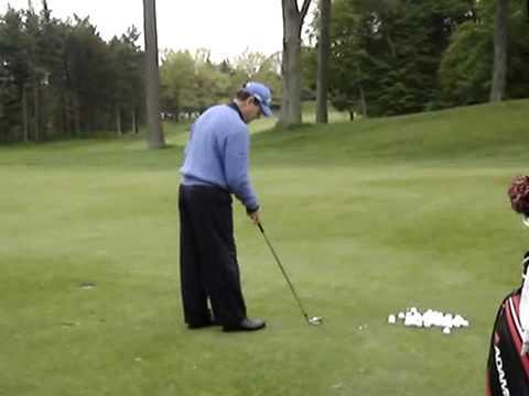Junior golf.