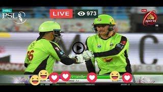 LIVE  Multan Sultan Vs Islamabad United | Watch Psl Live 2018 | Ptv Sports On youtube |