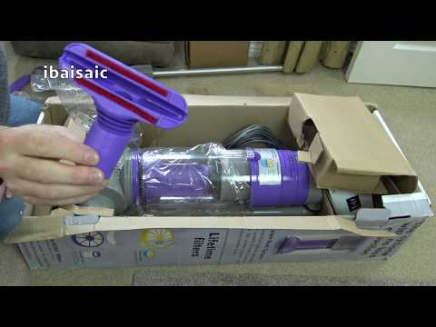 Brand New Boxed Dyson DC04 Zorbster Vacuum Cleaner Unboxing