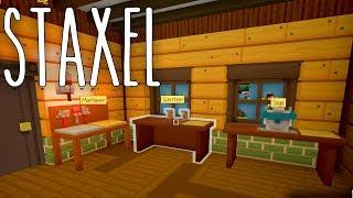 Staxel #05 | Geld macht glücklich | Gameplay German Deutsch thumbnail
