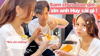 SAM Xin Ăn Bất Chấp Trong Hậu Trường, Bị