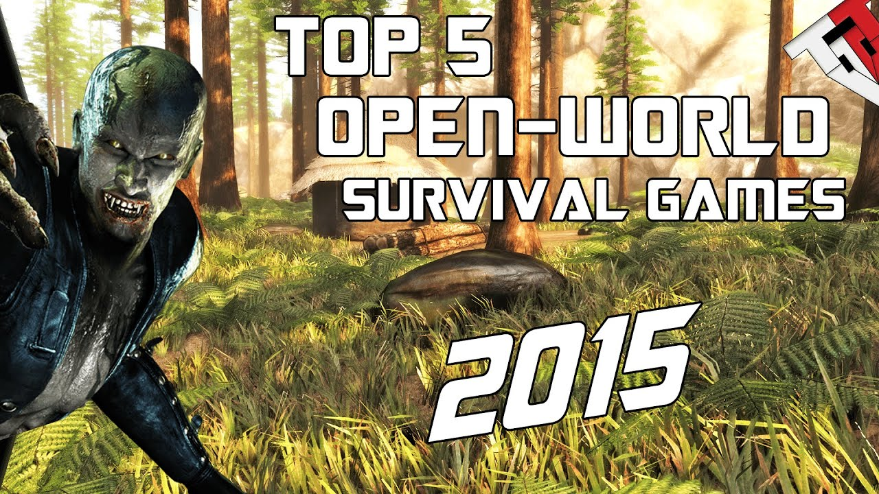 Top 5 best open world survival crafting games 2015 pc for Survival crafting games pc