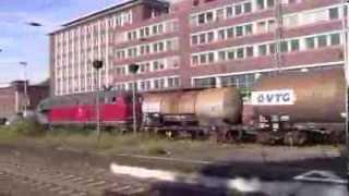 Rail at Königswinter, North-Rhine-Westphalia, Germany - 23rd September, 2013
