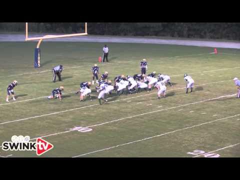 Calvary High School vs. Loganville Christian Academy - 2013 on 08-30-2013
