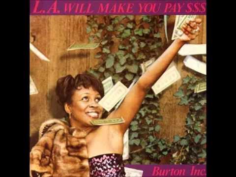 A FLG Maurepas upload - Burton Inc. - L.A. Will Make You Pay - Soul Funk