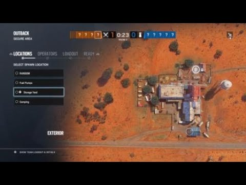 How To Play Alibi, Just Spray The MX4-Storm, Rainbow Six Siege